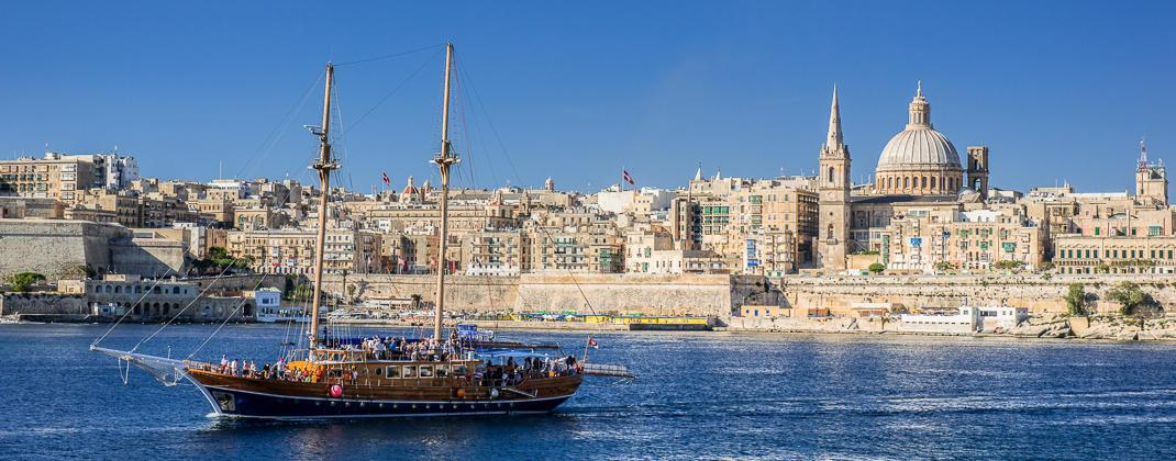 Discover Valletta
