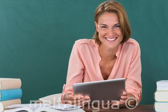 Estude inglês no Skype