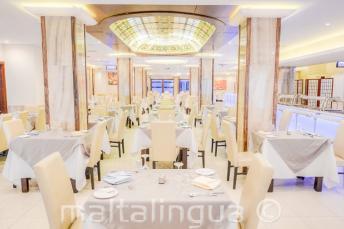 Hotel Alexandra restaurante