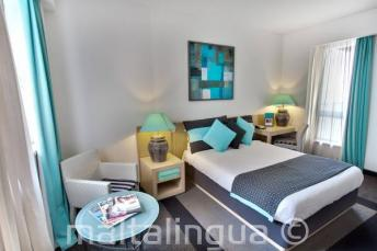 Hotel Juliani quarto, St Julians, Malta