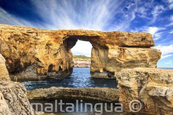 Azure Window em Gozo