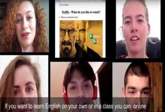 Estude inglês online