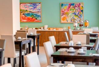 Restaurante em Argento Hotel