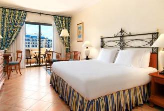 Quarto do Hilton em Malta