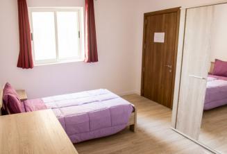 Escola de lingua alojamento apartamento quarto