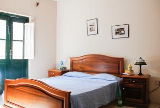 Um quarto na família de acolhimento em St Julains