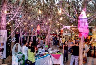 Earth Garden festival em Malta