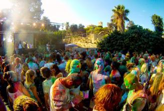 Holi Festas em Malta